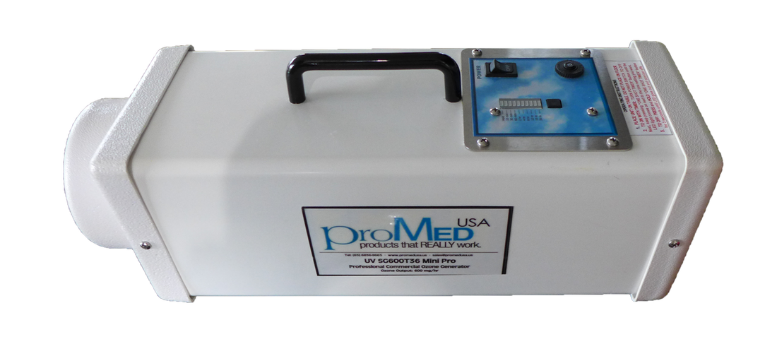 Promedusa Is Asia S Trusted Supplier For Ozone Generators