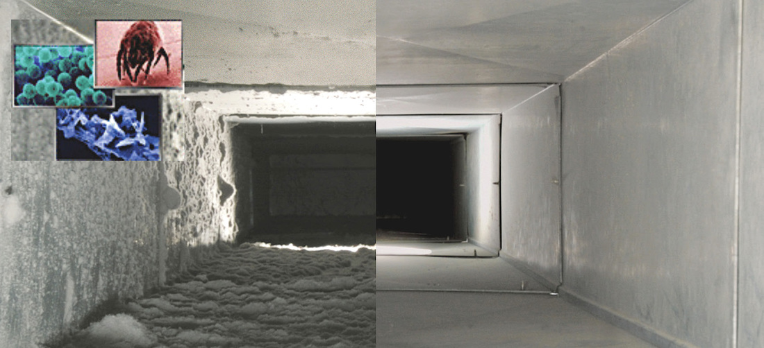 Commercial Buildings & Kitchen In Duct Odour Grease and Dirt Removal ...